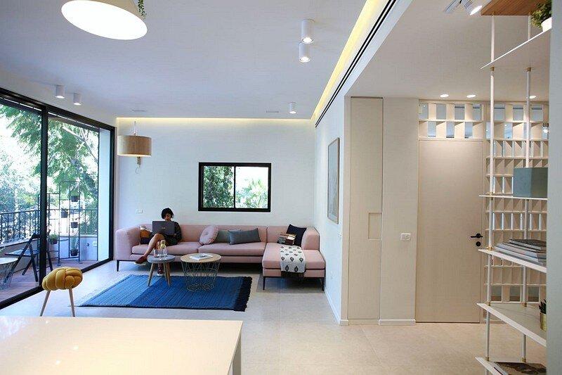 Nordau Apartment in Tel Aviv 17