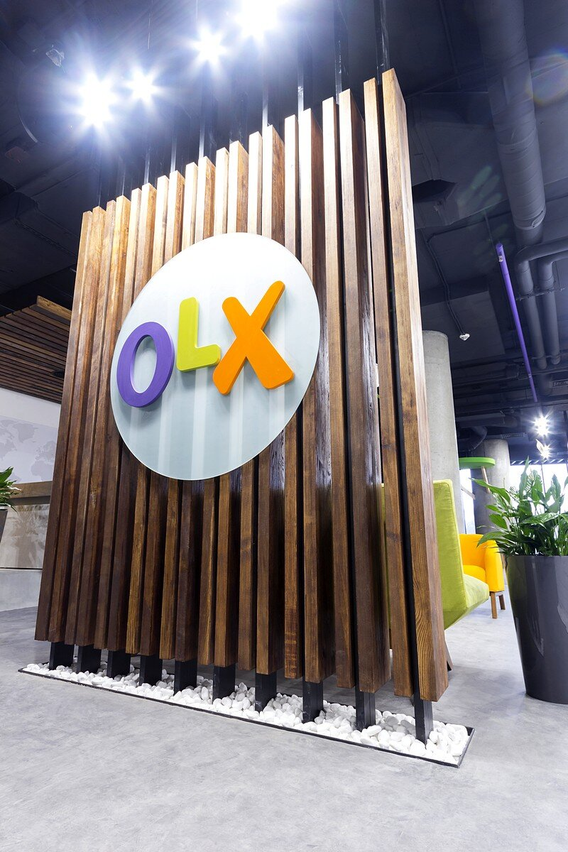OLX Office in Kiev