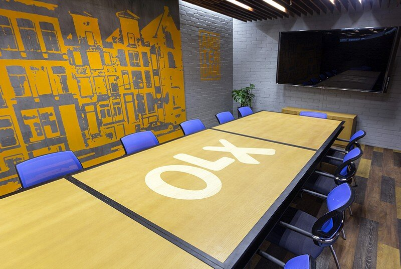 OLX Office in Kiev 8