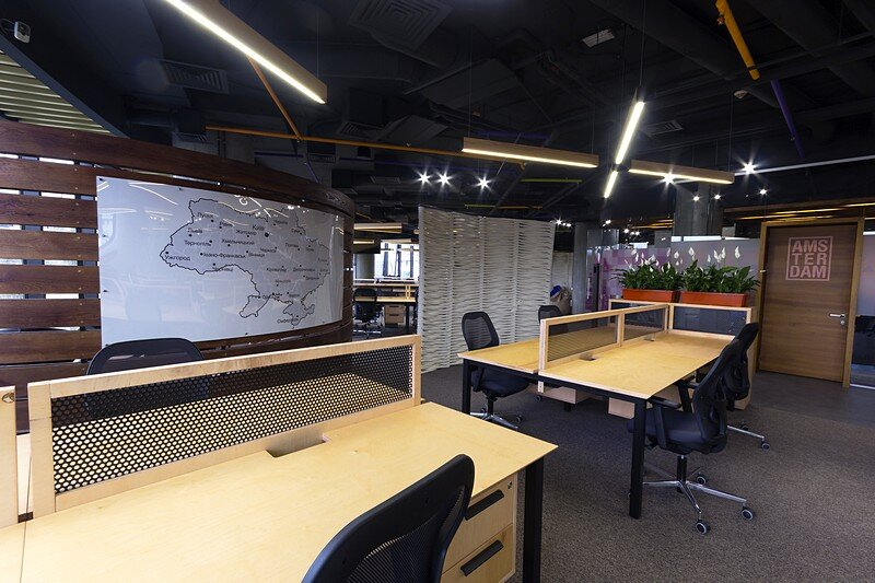 OLX Office in Kiev 2