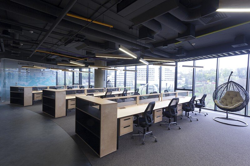 OLX Office in Kiev 4