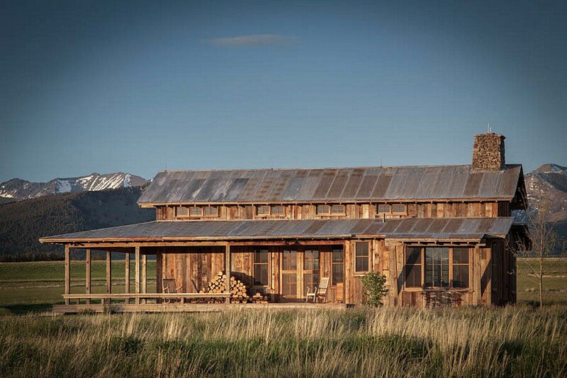 Shilo Ranch Compound By Miller Architects