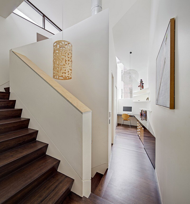 Stirling house by mac interactive architects for Decor 9 stirling