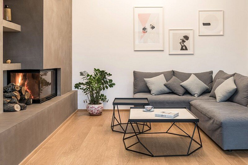 Three-Bedroom Apartment with Scandinavian Influences / Normless