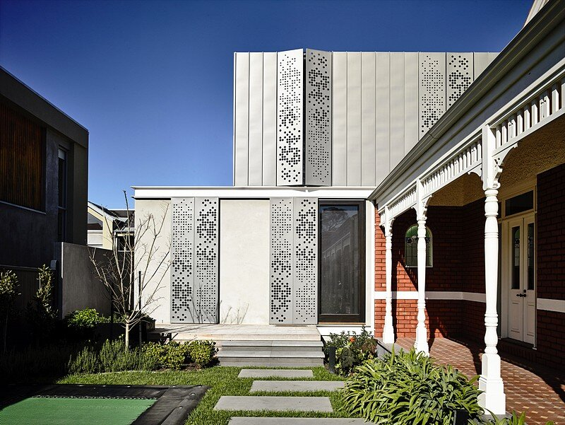 York St Residence by Jackson Clements Burrows Architects