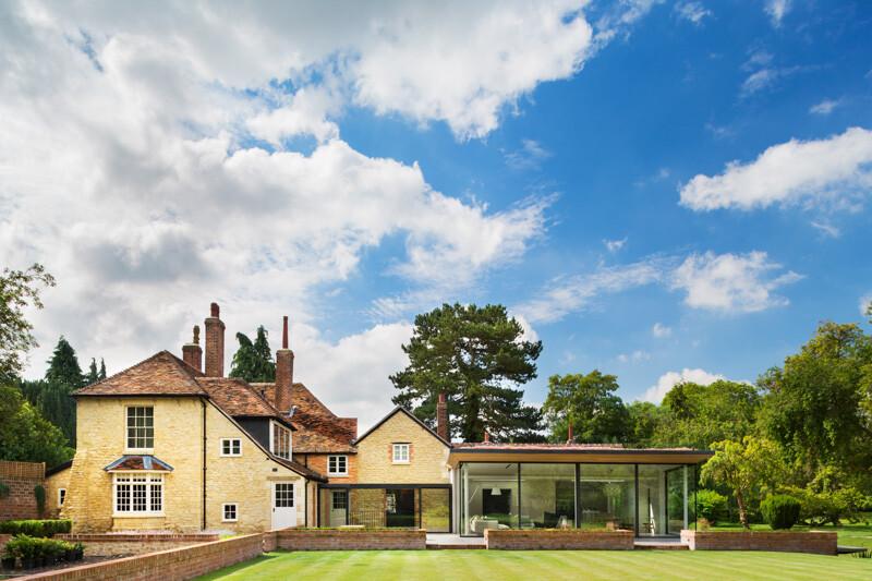 Georgian House Oxfordshire 25