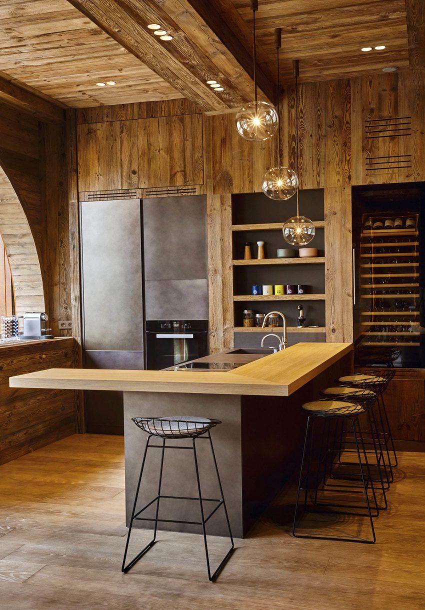 Apartment Chalet France Refuge Studio