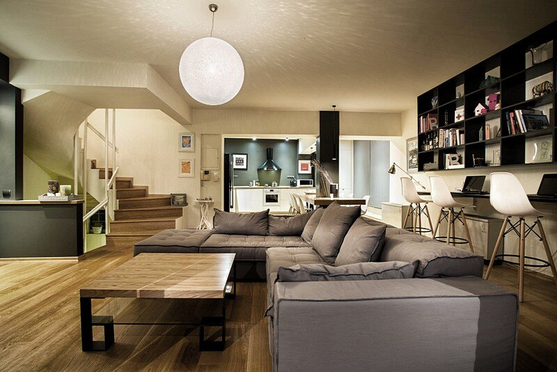 Apartment Modernization in Maroussi, Greece / d_code Architects