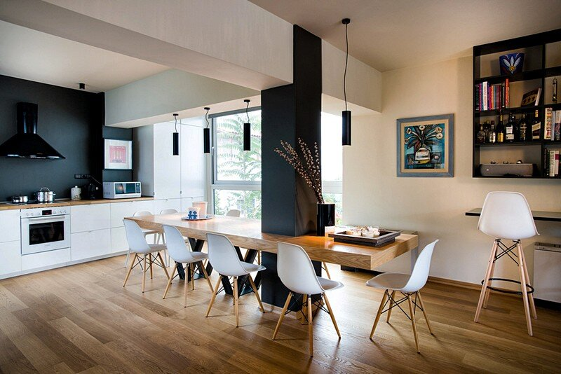 Apartment Modernization in Maroussi 6