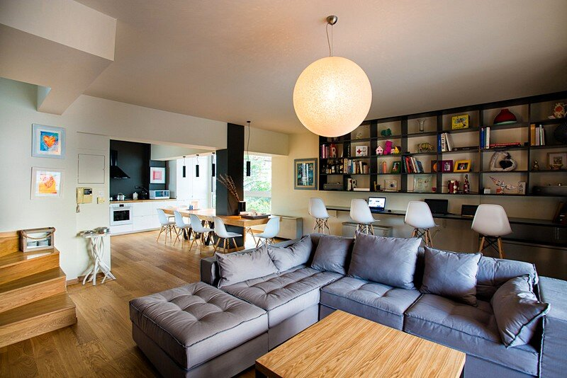 Apartment Modernization in Maroussi 1