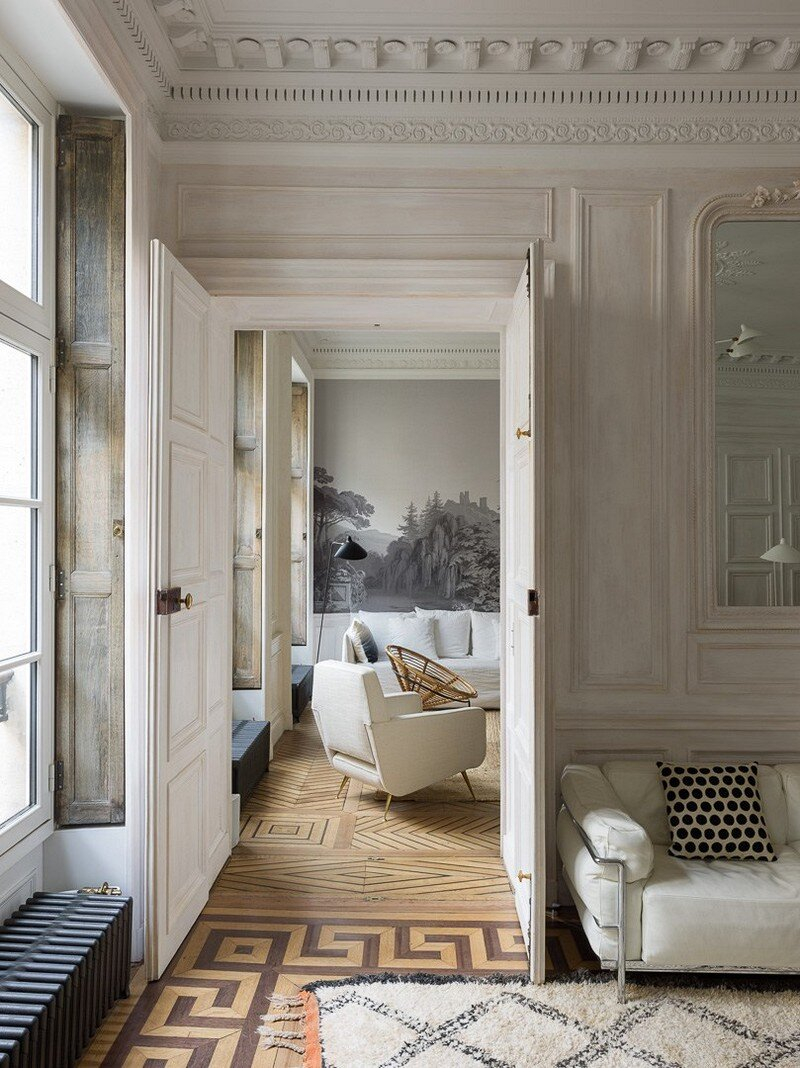 Apartment XII in Paris 1