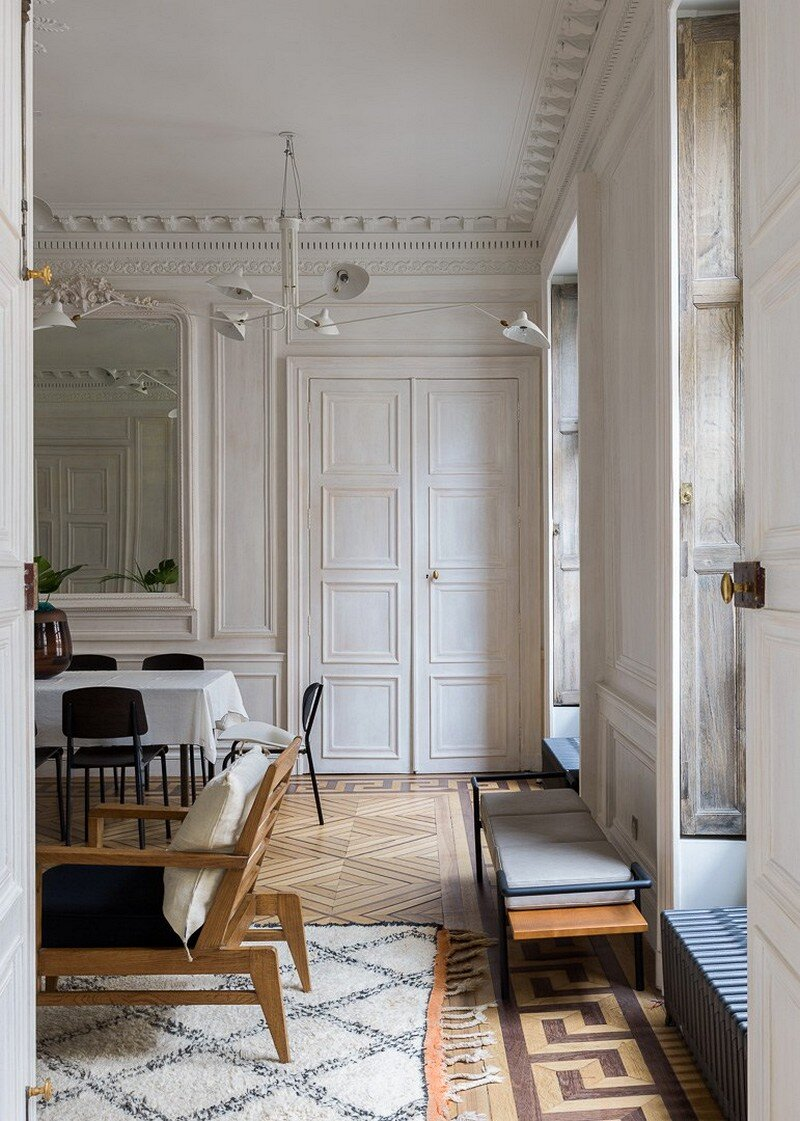 Apartment XII in Paris 5