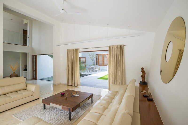 Bangalore Courtyard House 8
