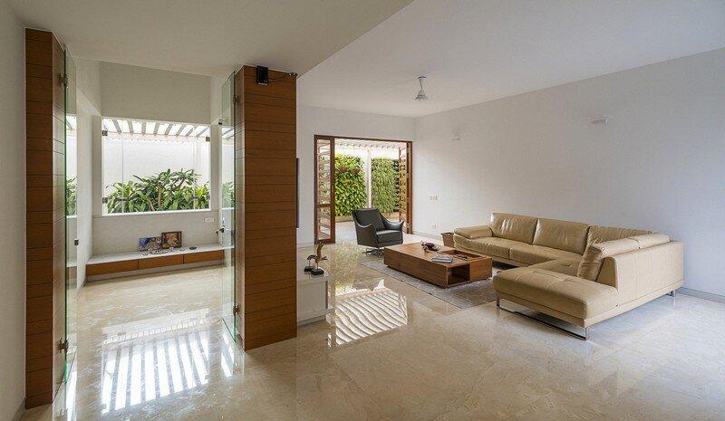Bangalore Courtyard House 10