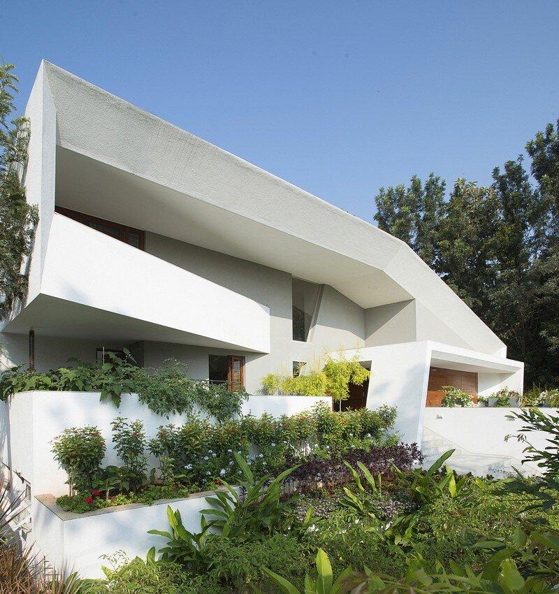 Bangalore Courtyard House 1