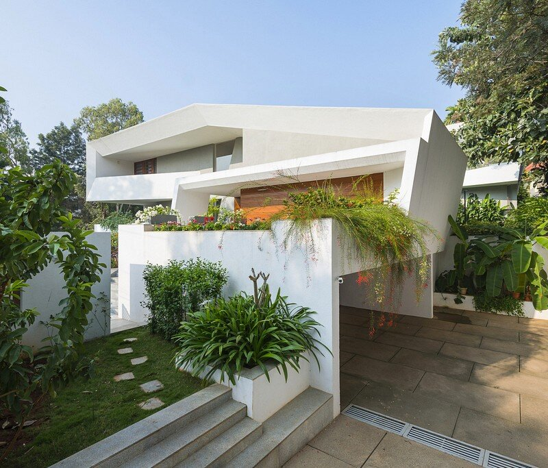 Bangalore Courtyard House 14