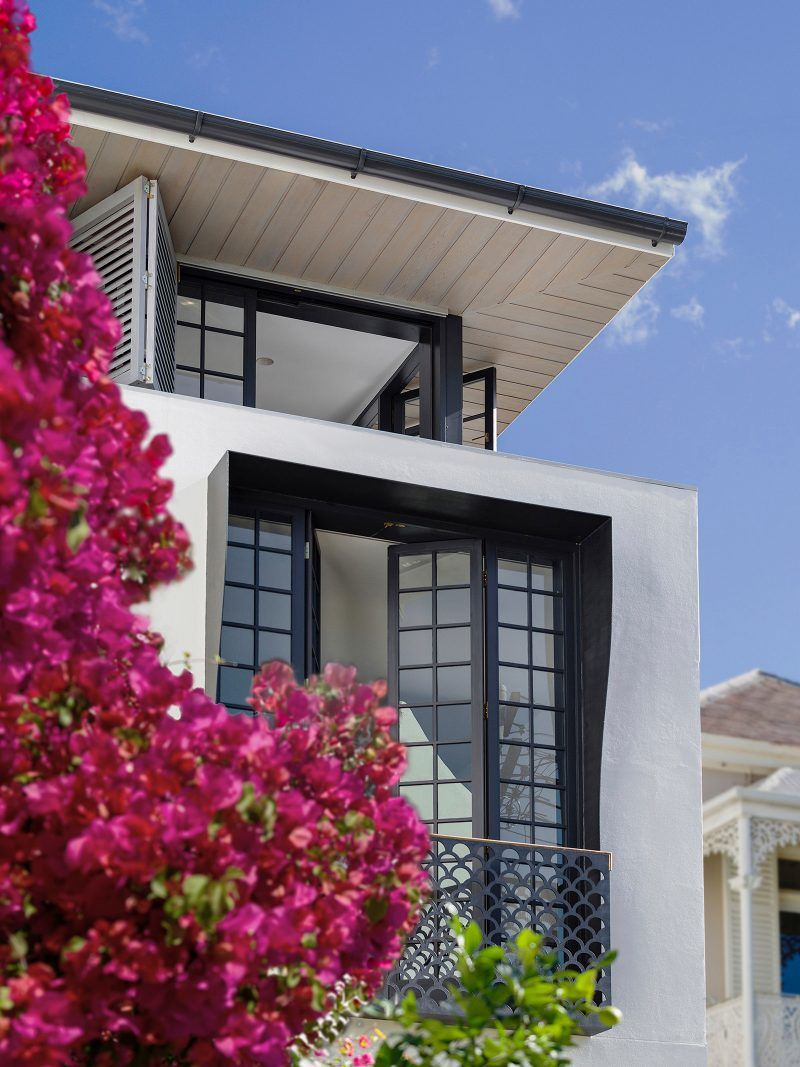 Bougainvillea Row House