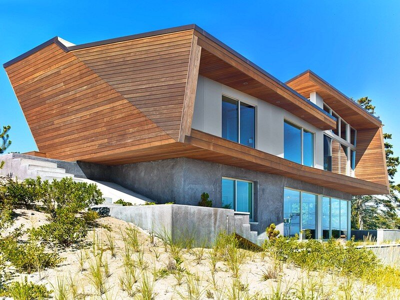 Cape Cod Beach House 1