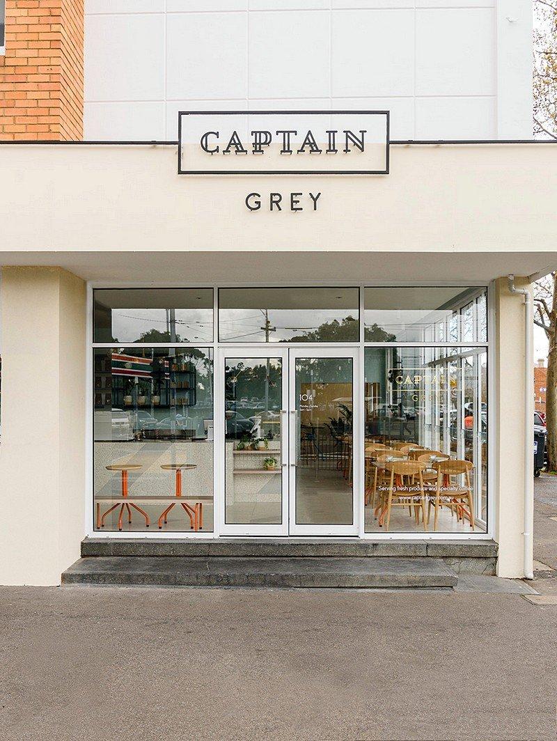 Captain Grey 13