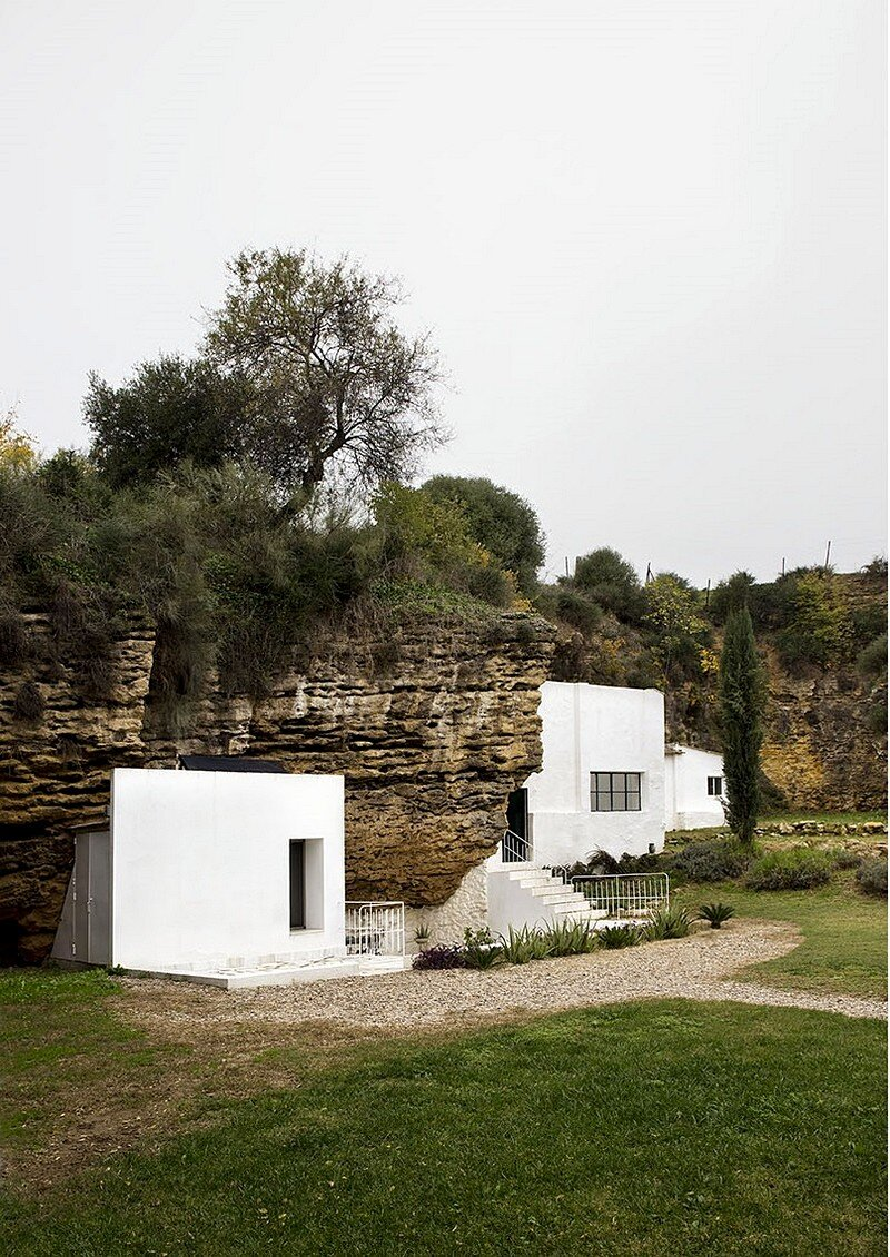 Cave House 1