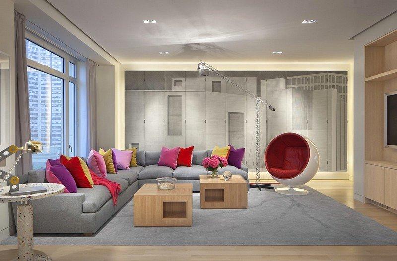 Central Park Duplex Residence 10