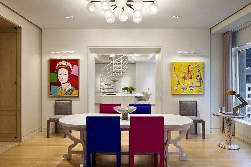 Central Park Duplex Residence / SheltonMindel