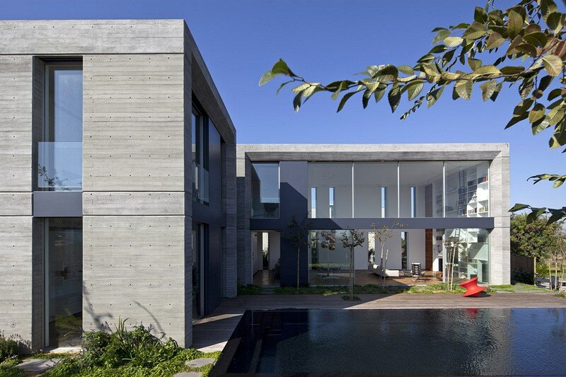 Modern Concrete House 2