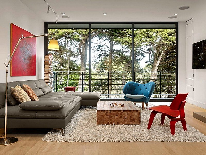Douglass Park House in San Francisco/ Azevedo Design