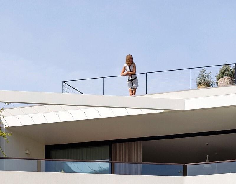 Duplex in The City / Luigi Roselli Architects