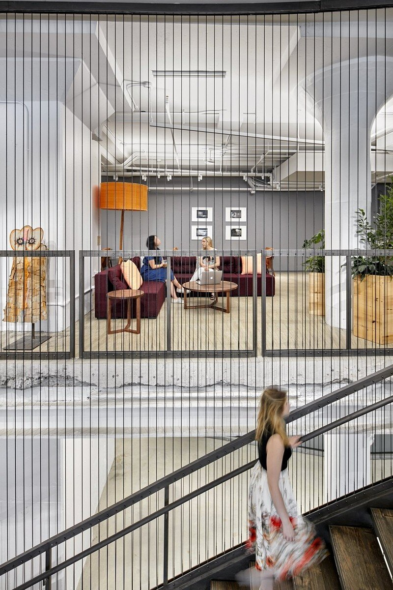 Etsy Offices In New York City Gensler