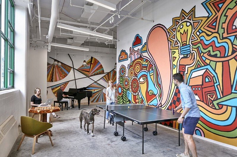 Etsy Offices in New York City 18