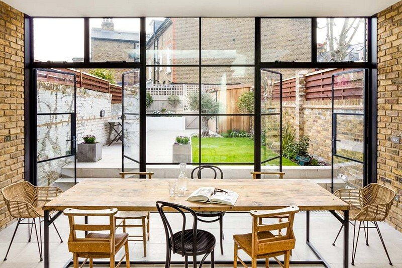 Extension and Refurbishment 6 South West London