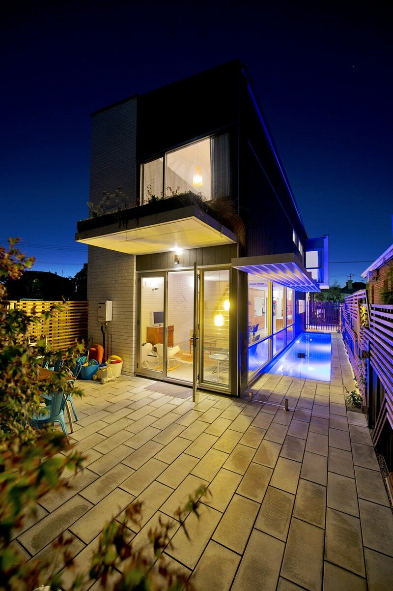florence house klopper davis architects