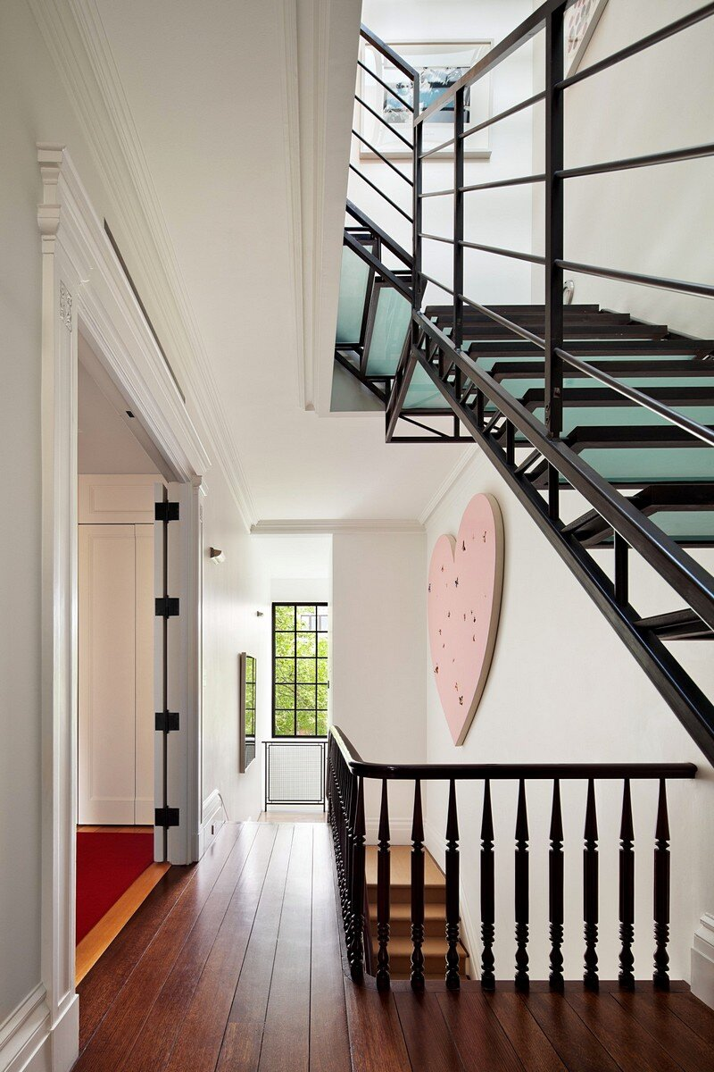 Greenwich Village Greek Revival Townhouse 16