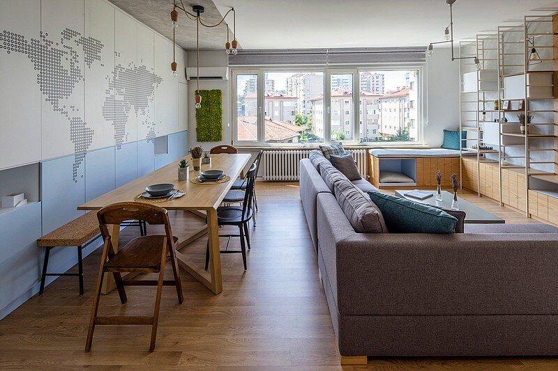 Levent Apartment 3