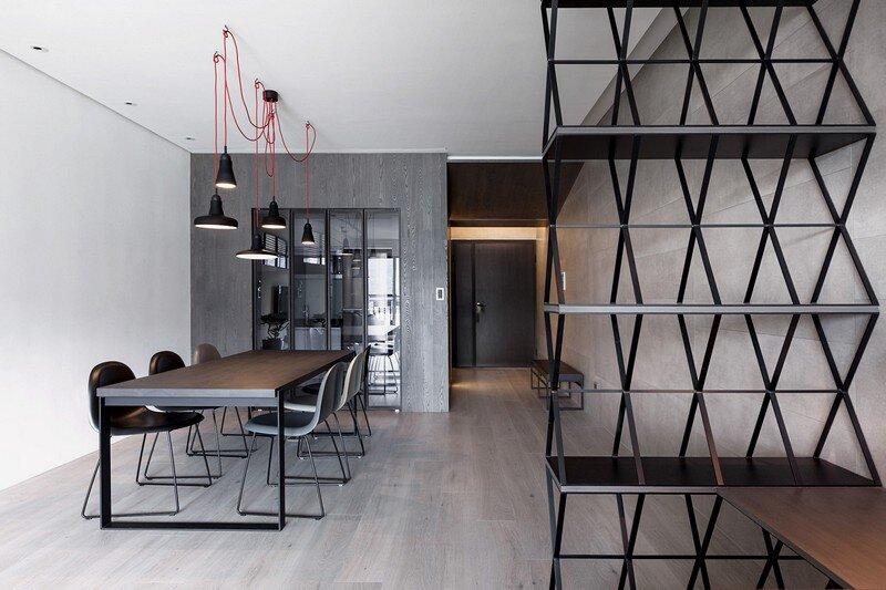 Lin Residence / LCGA Design Taiwan