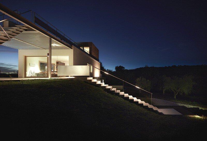 Maremma House, Tuscany / Studio Ponsi