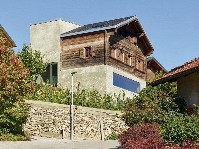 Reynard Rossi-Udry House 1