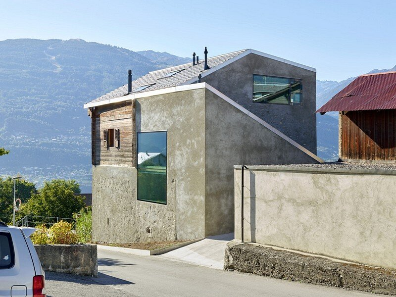 Reynard Rossi-Udry House 3