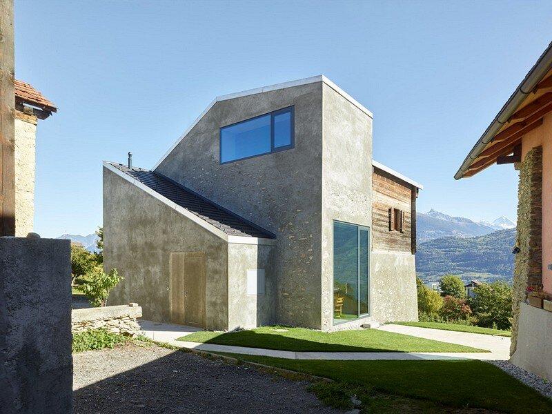 Reynard Rossi-Udry House 4