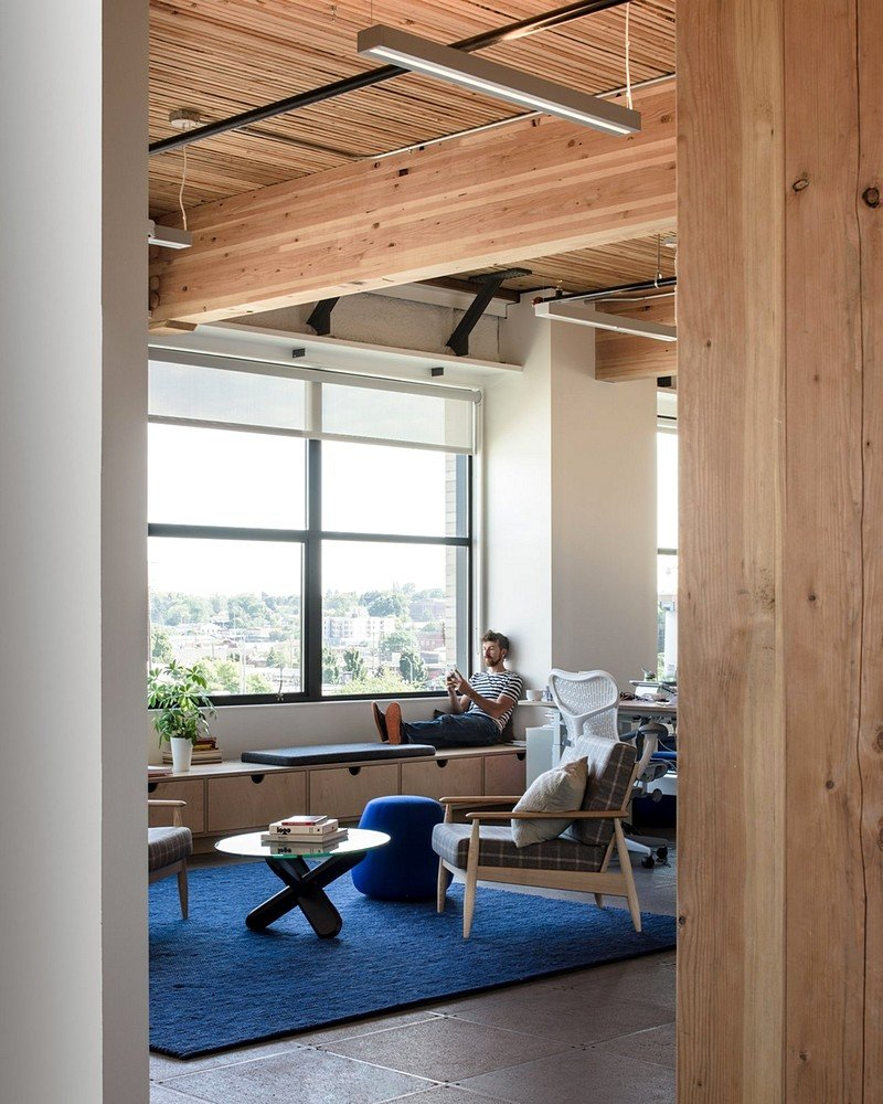 Simple Offices 9 / Hacker Architects