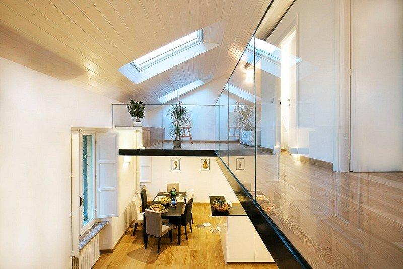 Two Floors Attic