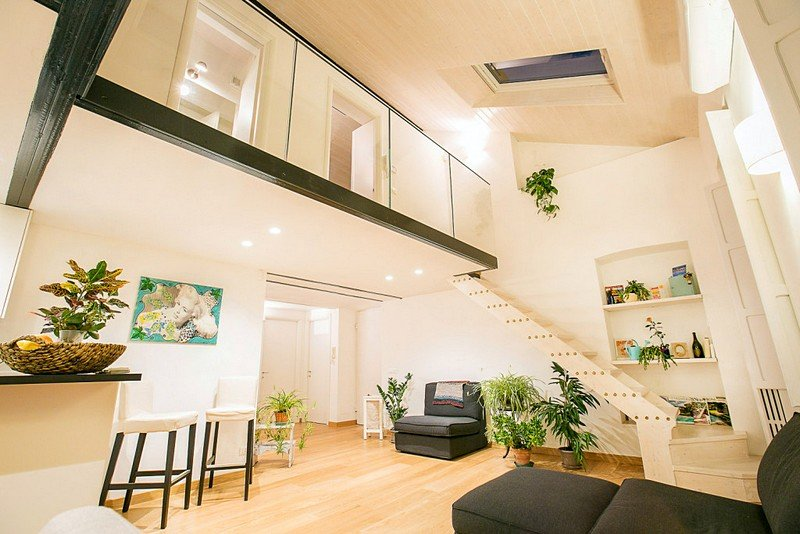Two Floors Attic 5