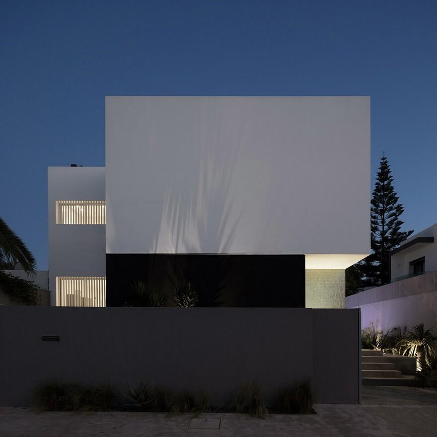 agava house in casablanca driss kattani architecte. Black Bedroom Furniture Sets. Home Design Ideas