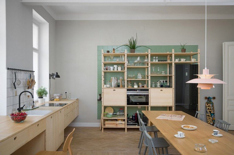 Apartment AB Kombinat Architects 2