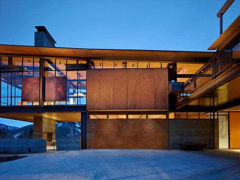 Bigwood House Olson Kundig