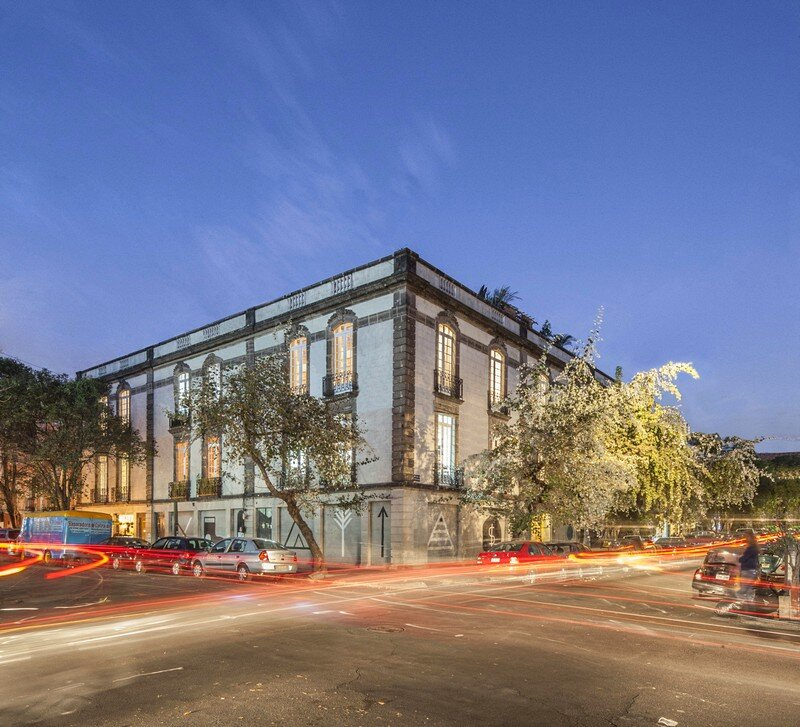 Ch Reurbano Mixed Use Building By Cadaval Sola Morales