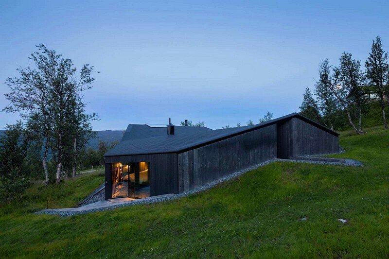 Cabin Geilo / Lund Hagem