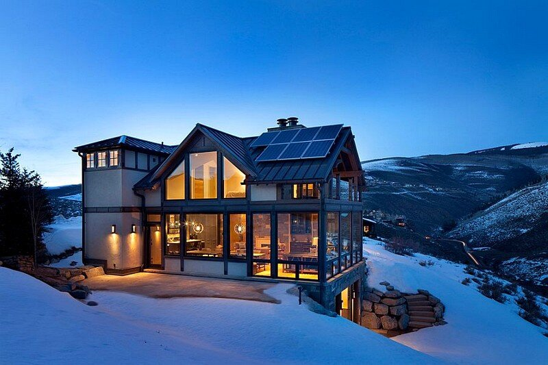 Colorado Vacation Home Morgante Wilson Architects