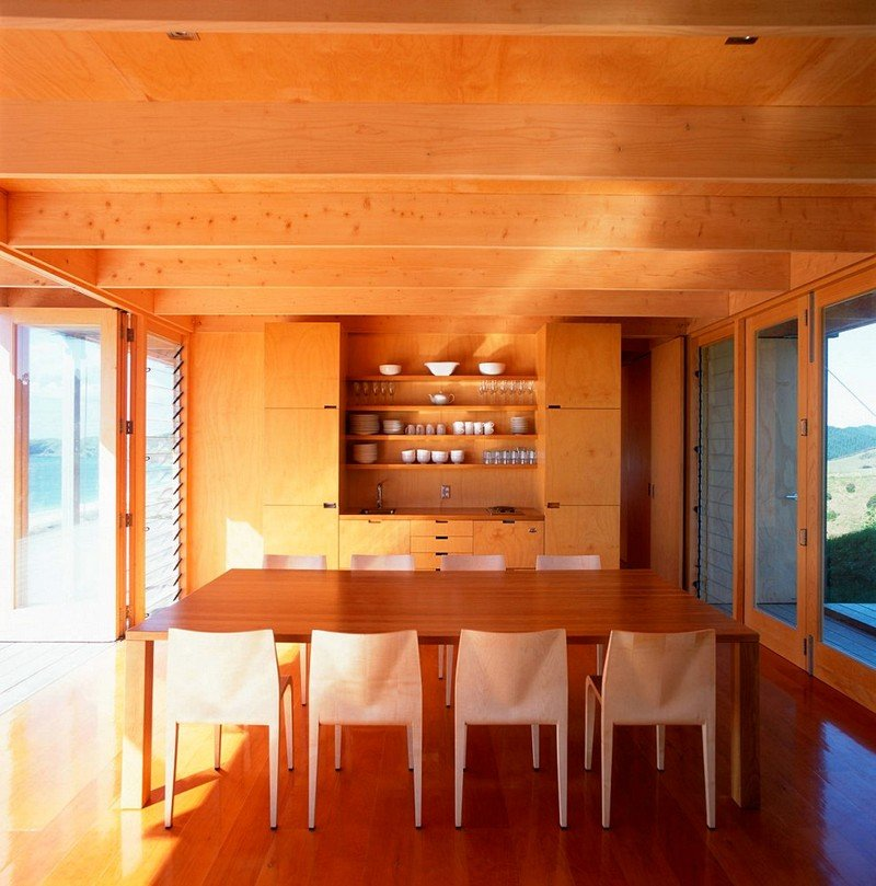 Coromandel Bach Crosson Clarke Carnachan Architects 5